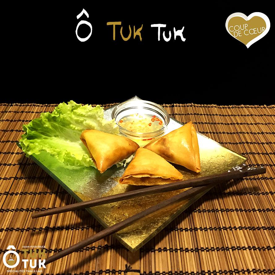 samoussas cuisine thai toulouse food truck