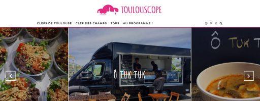 On parle de nous chez Toulouscope !